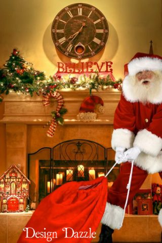 Capture Santa in YOUR Home!
