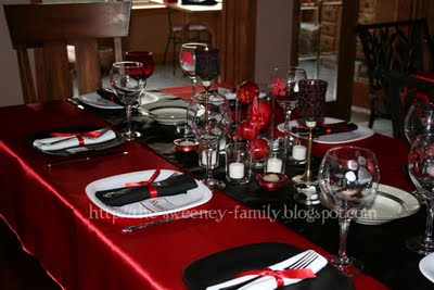 Red And Black Birthday Party Decorations Image Inspiration of