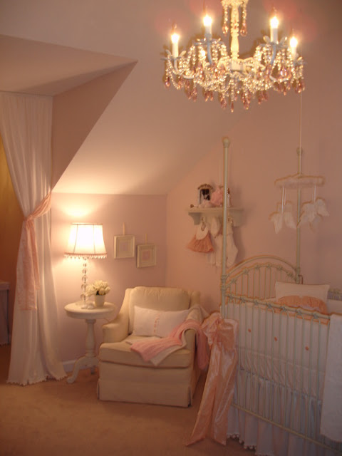 shabby chic baby nursery ArchivesDesign Dazzle
