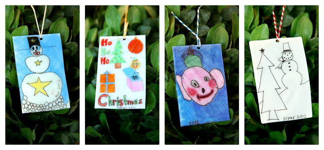 Christmas Ornaments featured on Design Dazzle