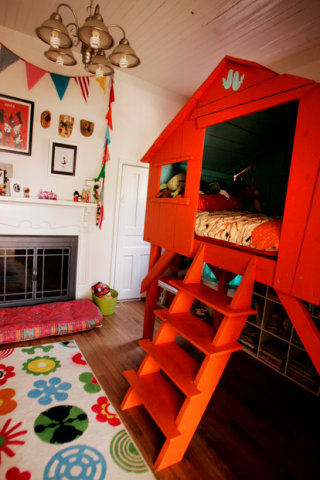 Space-Saving Kids Beds