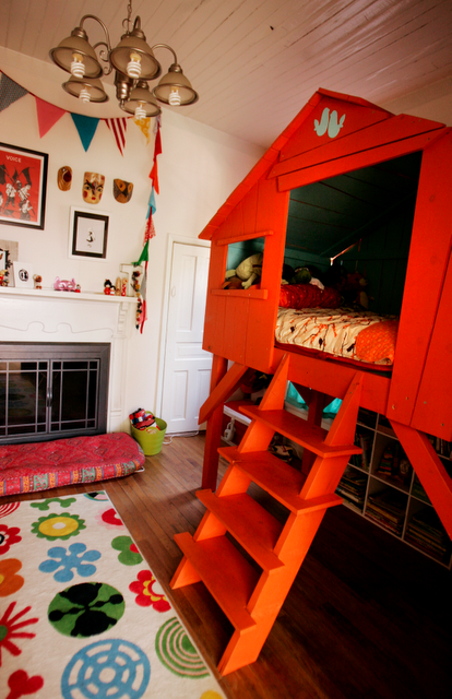 Space Saving Kids Beds By The Slow Life! Great Way To Add Space To