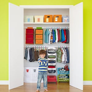 Kids' Storage and Organization Ideas – Part 1