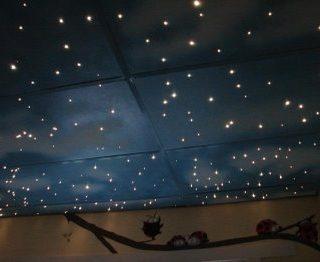 Creative Ceiling Treatments