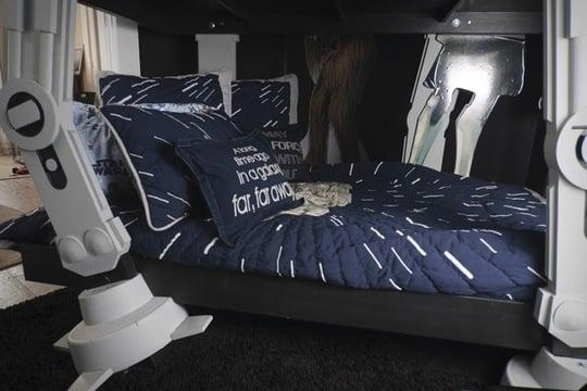 Star Wars Bunk Bed Walker