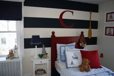 Ships ahoy it 39 s a boy 39 s room design dazzle for Boys nautical bedroom ideas