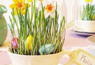 Teacup Easter Craft
