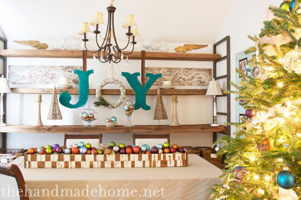 Handmade Christmas Letters - Design Dazzle