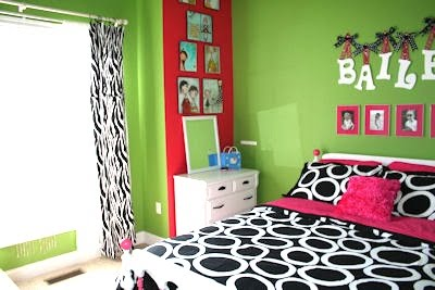 Brightly Colored Bedrooms Design Dazzle
