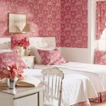 Toile Girls Room