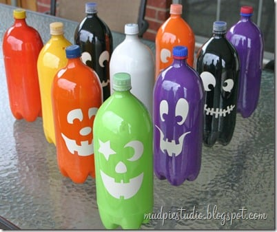 Christmas Crafts With  Liter Bottle