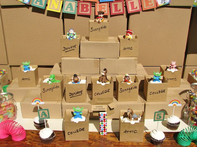 Toy Story Party & Toy Story Party - Design Dazzle