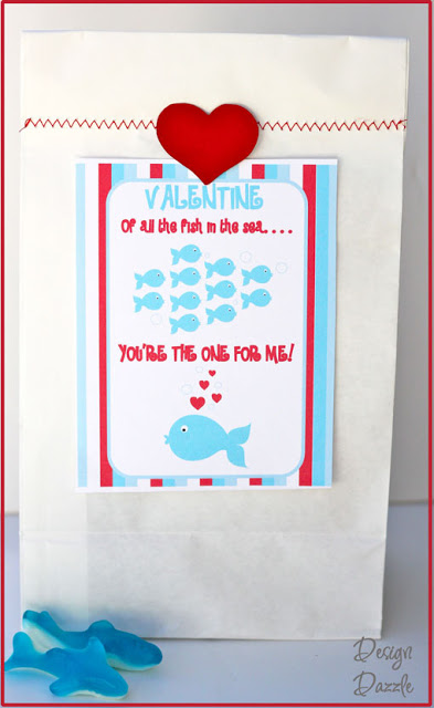 Free Valentine Of All The Fish In The Sea