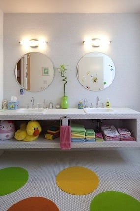 Spectacular I think every bathroom should have a rubber ducky Picture from here