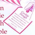 Christmas Wonderful: Cookie Dough Gift & Printable