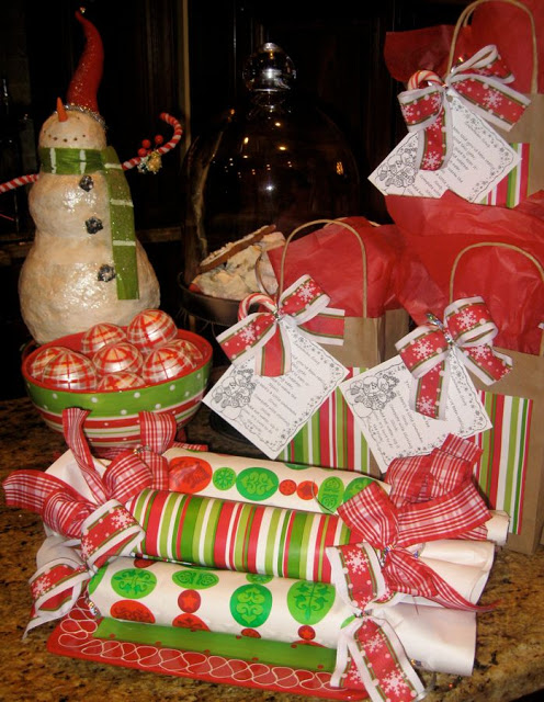 Making homemade holiday gifts with kids - Design Dazzle