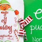 Magic Elf Pudding + Free Printable