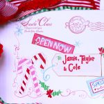 North Pole Special Delivery Printable {from Santa}