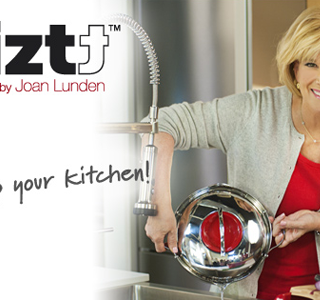 Interview with Joan Lunden + New Product – Twiztt Cookware