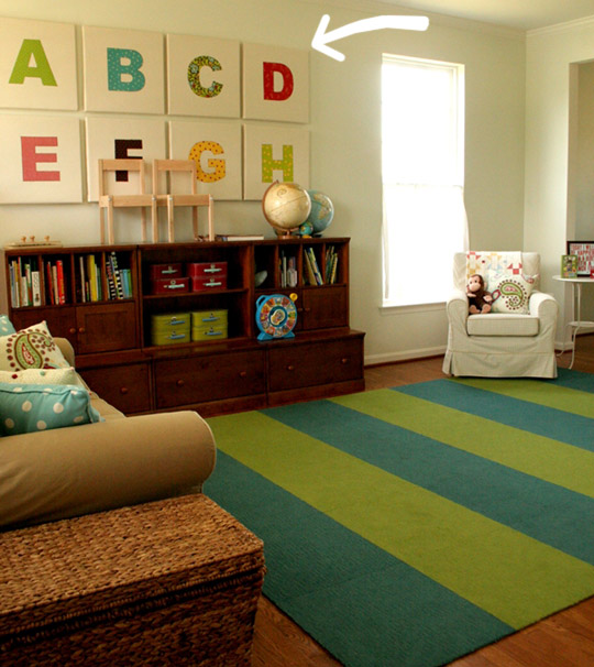 pantone emerald green color in kids rooms