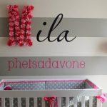 Charming Modern Baby Nursery