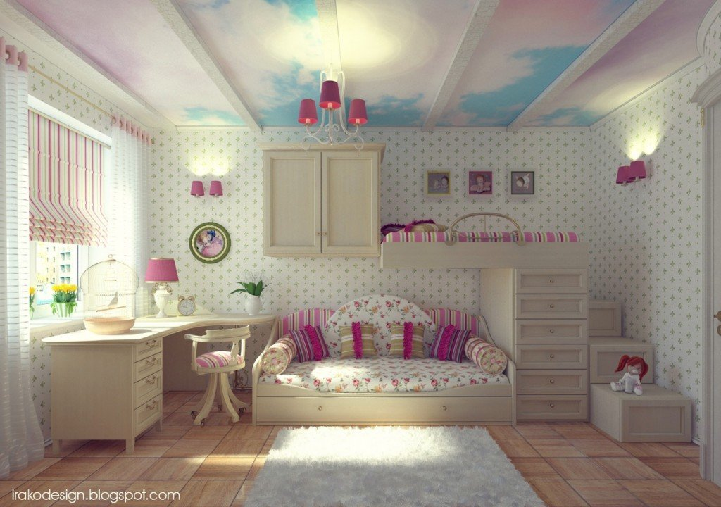 kids room ceiling ideas