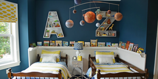 Navy Blue Classic Boys Room Archives Design Dazzle