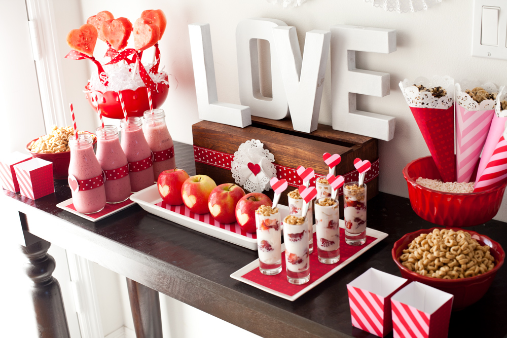 Healthy Sweet Valentine Treats