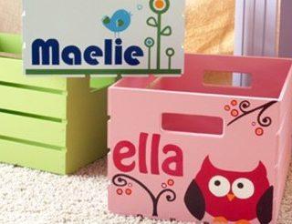 Organization: Kids Personal History Boxes