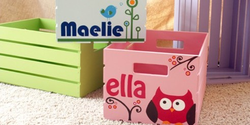 Kids Personal History Boxes are the perfect way to stay organized! Featured on Designdazzle.com