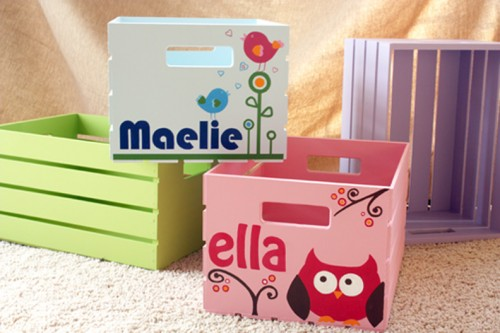kids Personal History Boxes