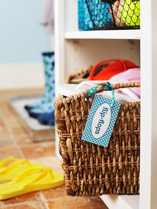 printable storage basket labels