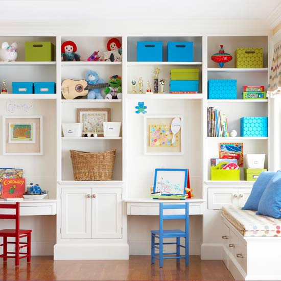 ... offer an amazing amount of storage and utilizes the entire wall space