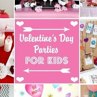 Valentine's Day Parties for Kids