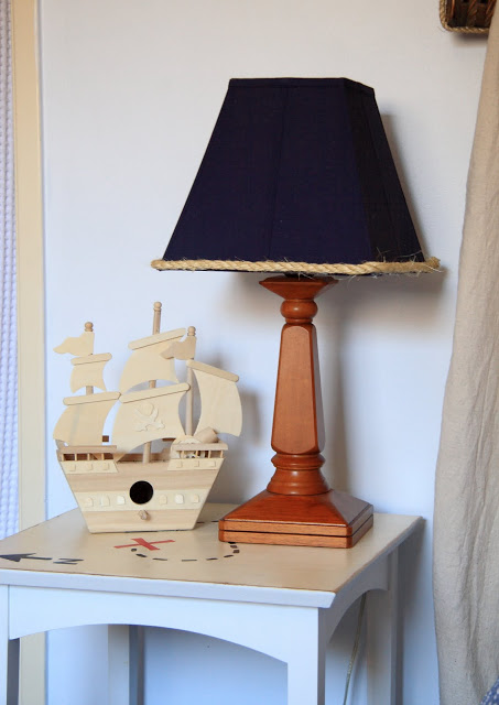 pirate room nightstand