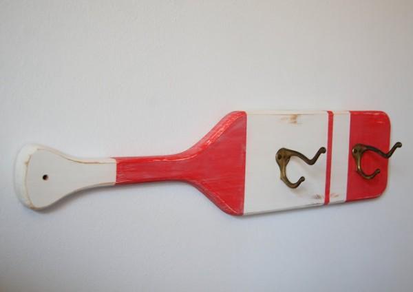 oar wall hook