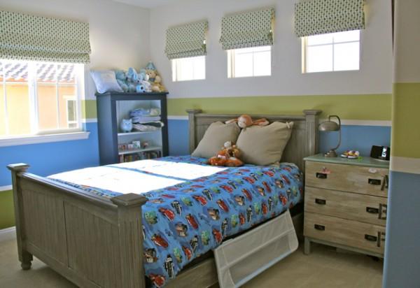 Restoration Hardware Inspired Boys Room