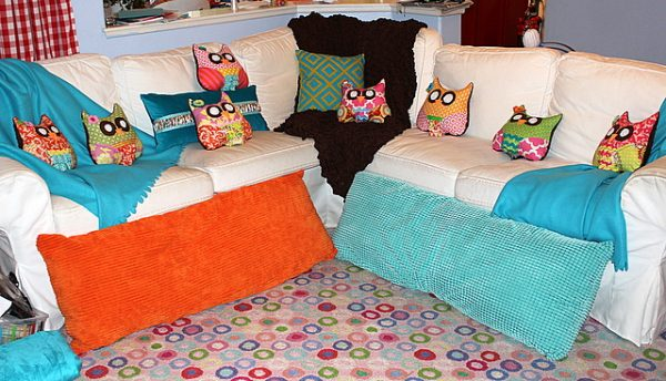 Night owl slumber party