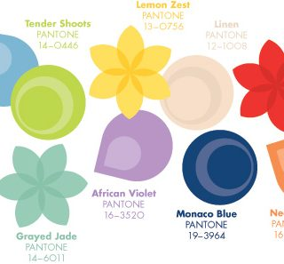 2013 Spring Color Trends in Kid Spaces
