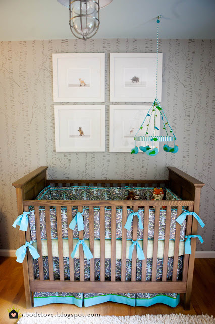 Friends Of The Forest Nursery Design Dazzle
