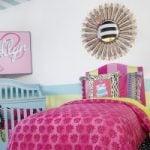 Colorful Barbie Nursery