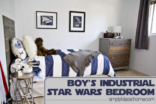 industrial boys room star wars