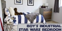 industrial boys room star wars title