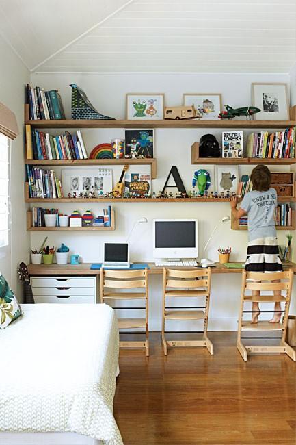 Childrens Desks Small Rooms