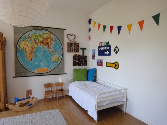 kids room map