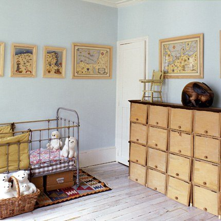nursery and maps