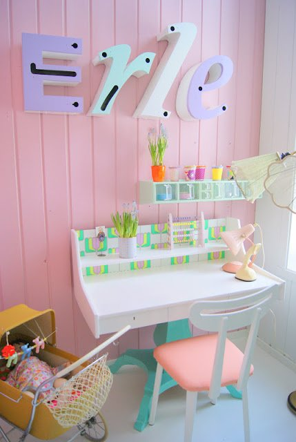 White Desk For Girls Room New Desk Ideas For Kids Rooms 2017