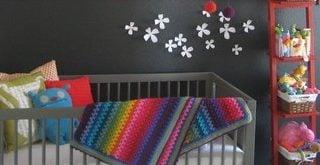 Modern Eclectic Nursery