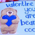 Free Printable Teddy Bear Valentine