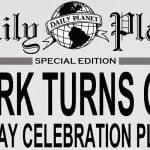 Clark Kent First Birthday Party